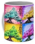 Bonsai Pop Art Coffee Mug