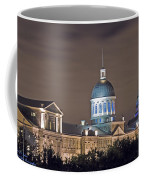 Bonsecours At Night Coffee Mug