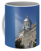 Bonsecours Market Montreal Coffee Mug