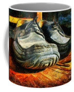 Boogie Shoes - Walking Story - Drawing Coffee Mug