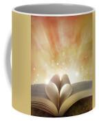Book Love Coffee Mug by Les Cunliffe