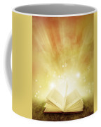 Book Of Dreams Coffee Mug by Les Cunliffe