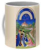 Book Of Hours: April Coffee Mug