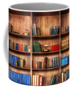 Book Shelf Coffee Mug