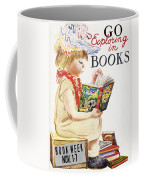 Book Week, 1961 Coffee Mug