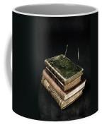 Books With Glasses Coffee Mug by Joana Kruse