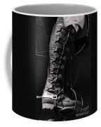 Medieval Faire Boot Detail Coffee Mug