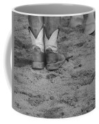 Boots And Horse Hooves Coffee Mug