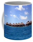 Bora Bora Lagoon Coffee Mug
