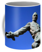 Borglum's General Philip Sheridan -- A Partial View Coffee Mug