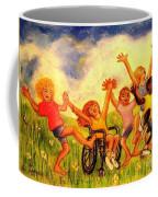 Born To Be Free Coffee Mug