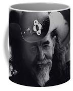 Born To The West Homage 1937 Buffalo Bill Helldorado Days Tombstone Arizona 1968-2008 Coffee Mug