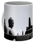 The Meditation Of The Buddha Coffee Mug