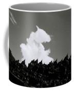 Borobudur Sky Cloud Coffee Mug