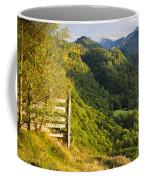 Borrowdale Valley - Lake District Coffee Mug