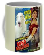 Borzoi Art - Anna Karenine Movie Poster Coffee Mug