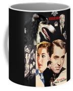 Borzoi Art - Suspicion Movie Poster Coffee Mug