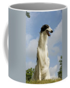 Borzoi Or Russian Wolfhound Coffee Mug