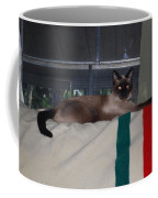Boss Cat Coffee Mug