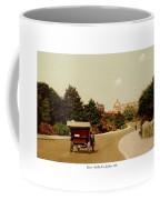 Boston - Back Bay Fens Speedway - 1915 Coffee Mug