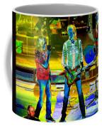Boston #78 Enhanced In Cosmicolors Coffee Mug