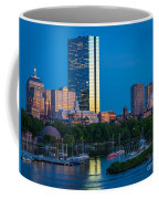 Boston By Night Coffee Mug