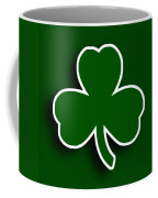 Boston Celtics Coffee Mug by Tony Rubino