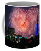Boston Fireworks 1 Coffee Mug