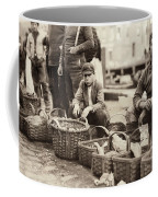 Boston Fish Market, 1909 Coffee Mug