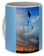 Boston Harbor Twilight Coffee Mug
