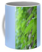 Boston Ivy Bokeh Coffee Mug
