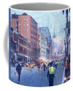Boston Marathon Angels Coffee Mug