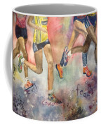 Boston Marathon Strength Coffee Mug