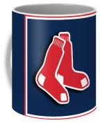 Boston Red Socks Coffee Mug
