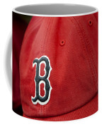 Boston Red Sox Baseball Cap Coffee Mug