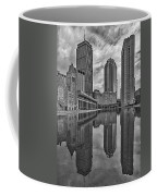 Boston Reflections Bw Coffee Mug