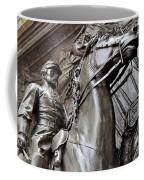 Robert Gould Shaw Memorial Coffee Mug