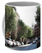 Boston Streetscene  Coffee Mug