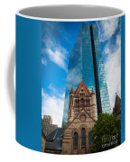 Boston Trinity Church Coffee Mug