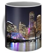 Boston Waterfront Coffee Mug