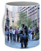 Bostonian Antics Coffee Mug