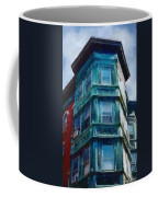 Boston's North End Coffee Mug
