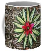 Botanical Flower Coffee Mug
