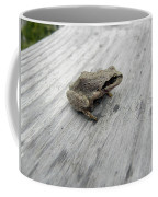 Botanical Gardens Tree Frog Coffee Mug