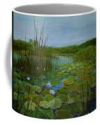 Botswana Lagoon Coffee Mug