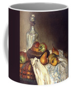 Bottle And Pears Coffee Mug