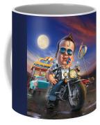 Bottle Rocket Diner Coffee Mug