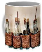 Bottles In Baskets Coffee Mug