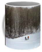 Bottom Of The Sled Hill Coffee Mug