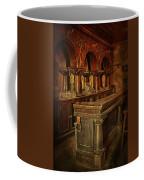 Bottoms Up Coffee Mug